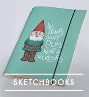 Sketchbook artesanal