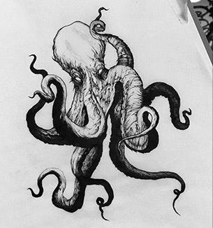 Tatuagem feita pelo André Fonseca