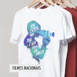 84be348cf Chico Rei - Camisetas Mudam o Mundo