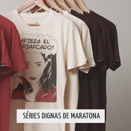 e9c3579bf Camisetas Femininas Personalizadas e Estilosas - Chico Rei