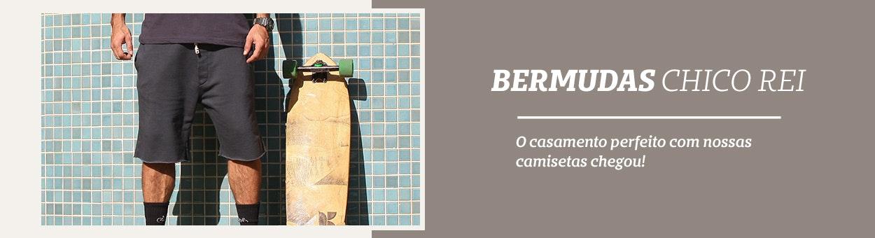 Bermudas de Moletom - Conforto e liberdade pra você