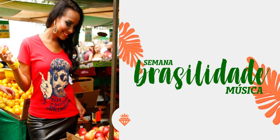 Semana Brasilidade - Música Brasileira