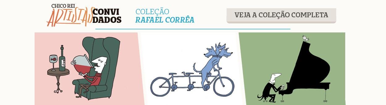 Artistas Convidados - Coleção Rafael Corrêa