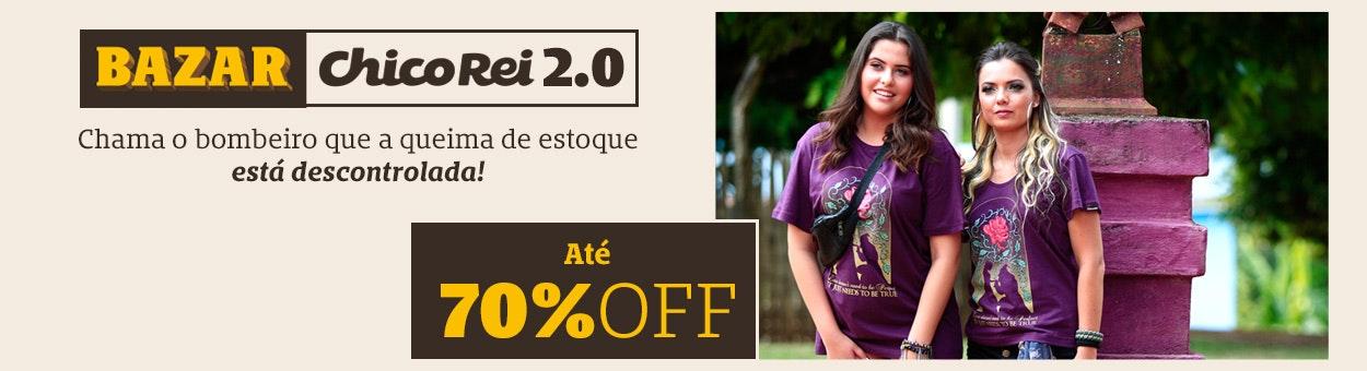 Bazar Chico Rei 2.0 - Ofertas de até 70% OFF