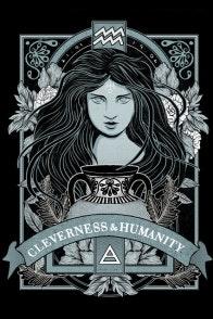 Design Camiseta Aquarius