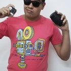 Abiner Mateus Silva veste Camiseta Uma Ideia na Cabeça