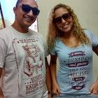 Bruna Oliveira veste Camiseta Racha Cuca