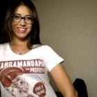 Bruna Andrade veste Camiseta Jaiminho