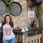 Lucilene Borges veste Camiseta Central Perk