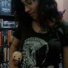 Monique Ferreira veste Camiseta Mother of Dragons