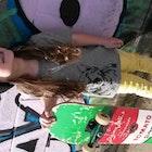 Mayara Rossa veste Camiseta Infantil Instinto Felino