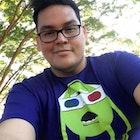 Marcílio Martins Costa veste Camiseta 3D Vision