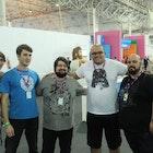 Anderson Mattozinhos de Castro  veste Camiseta Darth Vader