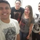 Carlos Mesquita veste Camiseta Stark