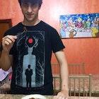 Pedro Henrique Duzzi veste Camiseta Hannibal