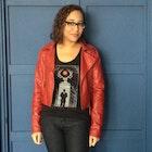Danielle Gomes Rocha veste Camiseta Hannibal