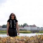 Olena Santos veste Camiseta Cinepedia