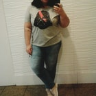 maria catarina borba veste Camiseta Darth Bowie