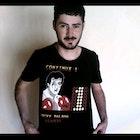Diego Mafra veste Camiseta Rocky Fail
