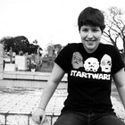 Amanda  Paluzzi veste Camiseta Start Wars