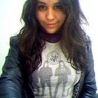 Valéria Almeida veste Camiseta Ramones