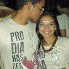 Fernanda  DANTAS veste Camiseta Pro Dia Nascer Feliz
