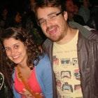 Sandra Ribeiro veste Camiseta Lampião e Maria Bonita