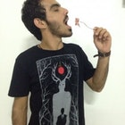 Lucas Fortes veste Camiseta Hannibal