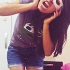 Carol Soares veste Camiseta 3D Vision