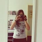 Cynthya Marangon veste Camiseta Psicose