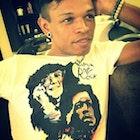 Anilton Alves de Lima veste Camiseta Colors of Rock