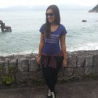 Thaiana Vieira veste Camiseta Prazer