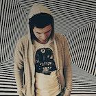 Valdecir Cândido da Silva Junior veste Camiseta Darth Vader