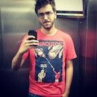 paulo gubio  de santana veste Camiseta Aerolitos