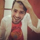Lucas Vieira veste Camiseta Catlicious