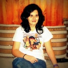 Mariana de Oliveira Citti veste Camiseta Indígena