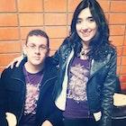 Victor Gonçalves veste Camiseta As Vantagens de Ser Invisível