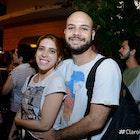 Stephania Almeida veste Camiseta Psicose