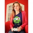 victoria vidal veste Camiseta 3D Vision