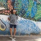 SAVIO MARQUES DE OLIVEIRA  veste Camiseta Infantil Instinto Felino