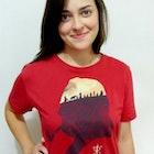 Suellen Godoi veste Camiseta Tolkien