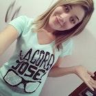 Carolina Machado veste Camiseta E Agora, José?